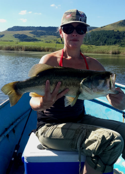 Yet another nice bass at Beacon Vlei