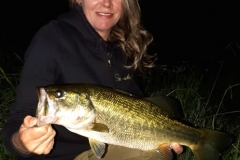 Mearns Dam night fishing also paid off