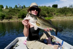 Station House Mearns Dam nice bass