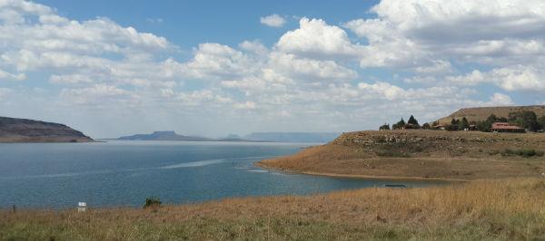 Sterkfontein view