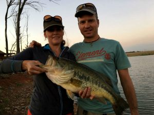 Rietvlei Dam – Our fishing guide