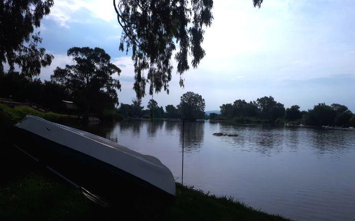 la retraite vaal river boat