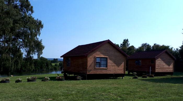 vaal river huts