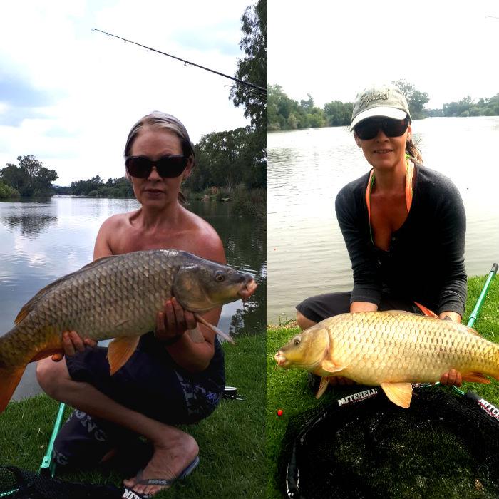 la retraite vaal river more carp