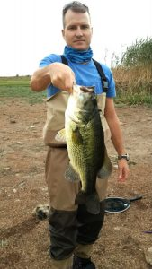 rietvlei dam big bass