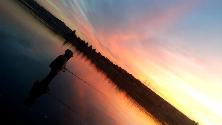 rietvlei dam sunsets