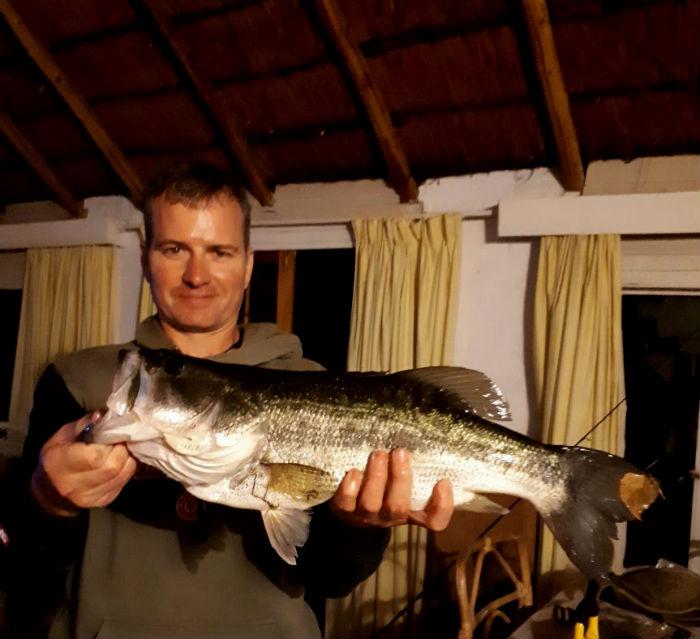beacon vlei bass night fishing