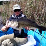 beacon vlei monster bass caught