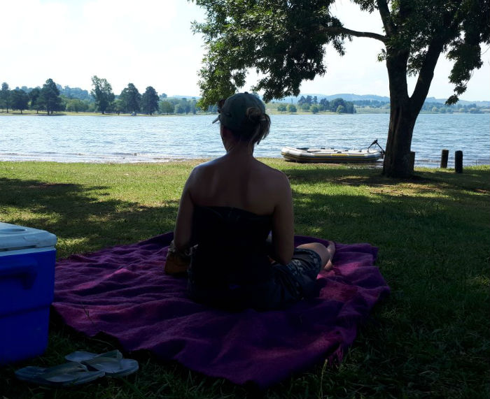 Midmar dam picnic