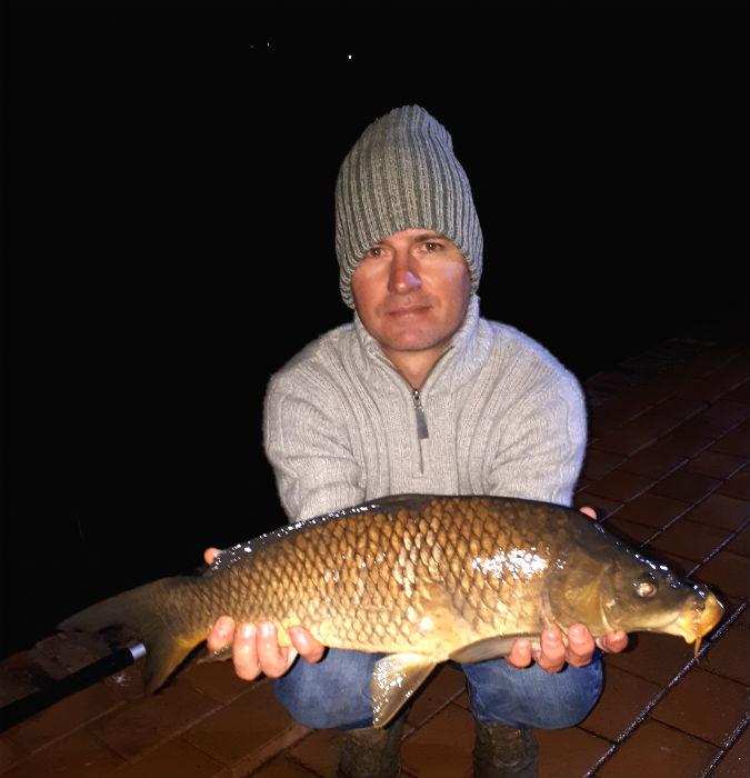 witbank dam big carp