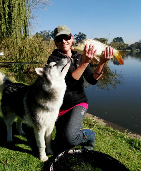heathbridge vaal river small carp