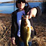rietvlei dam first bass of season