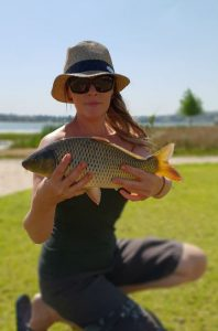witbank dam another small carp