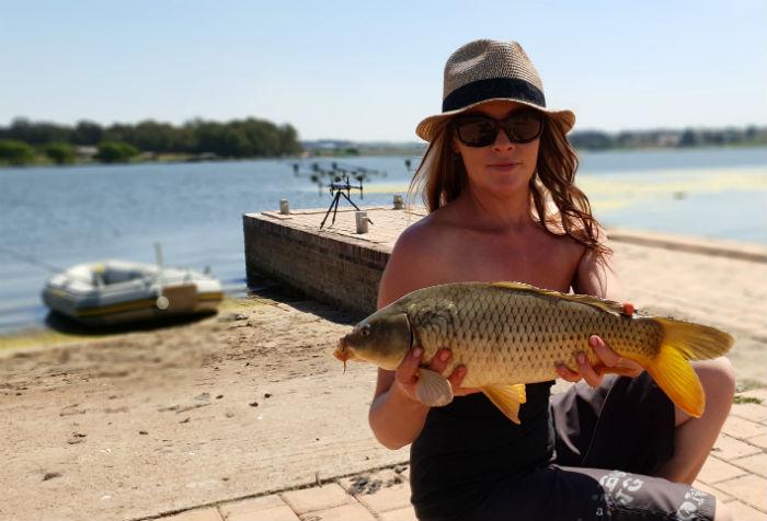 witbank dam more carp
