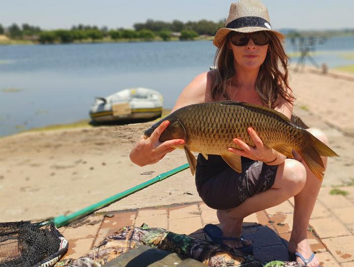 witbank dam more nice carp