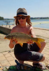 witbank dam nice size carp
