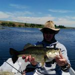 station house mearns dam big bass
