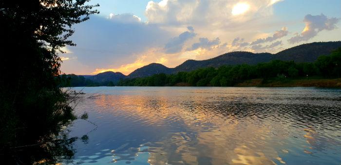 erkamka vaal river sunset 1