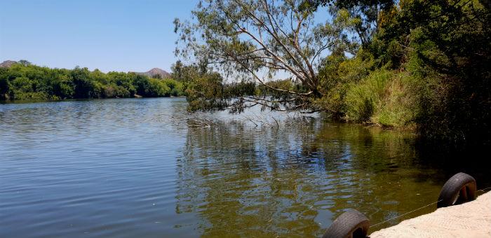 erkhamka vaal river fishing area right