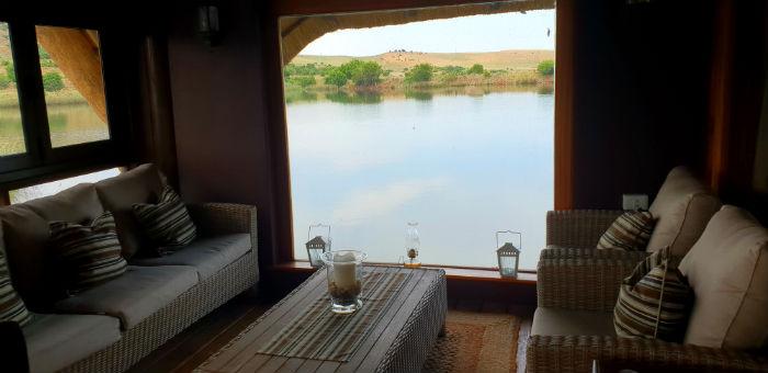 thatcher's rest dam view