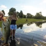 midmar dam bigger bass