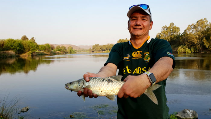 vaal de sioleh vaal river edwin largemouth yellowfish