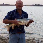 vaal dam zandfontein large mouth yellow fish