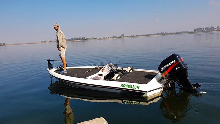 boskop dam boat