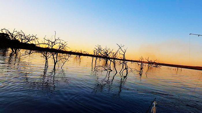 Arabie Dam – Apr 2021